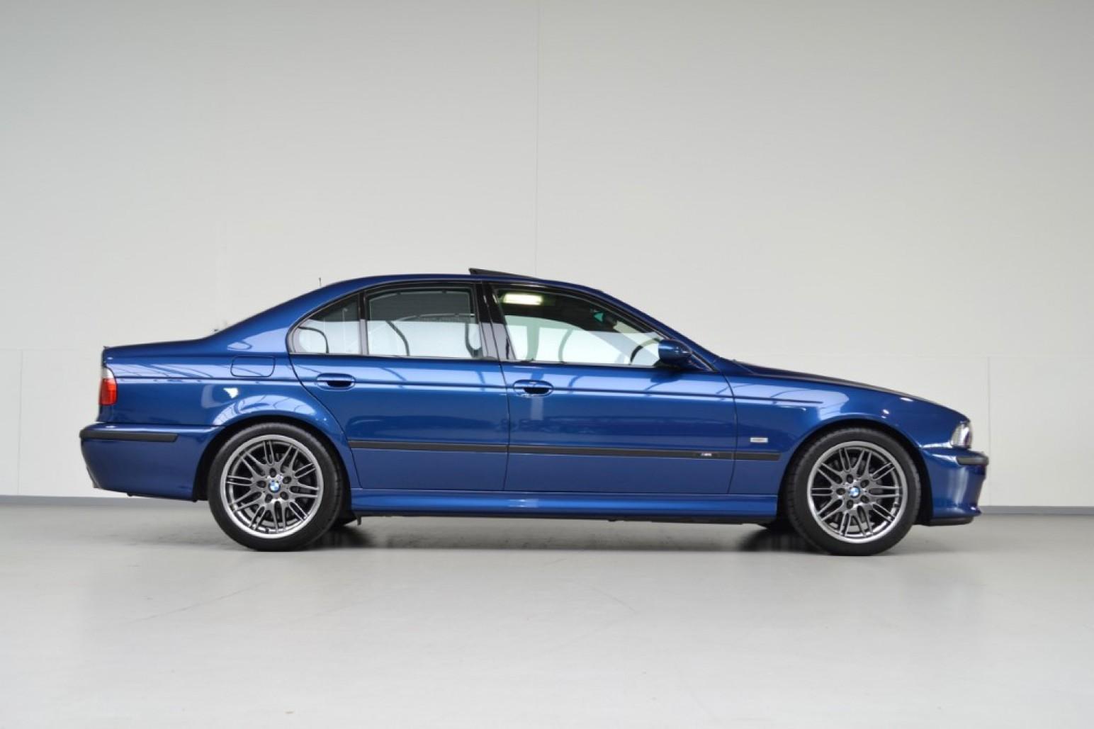 1999 bmw m5 e39 avusblauw metallic zum kauf bei auto leitner. Black Bedroom Furniture Sets. Home Design Ideas