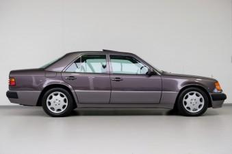 1993 mercedes 500 e w124 bornit metallic zum kauf bei auto. Black Bedroom Furniture Sets. Home Design Ideas
